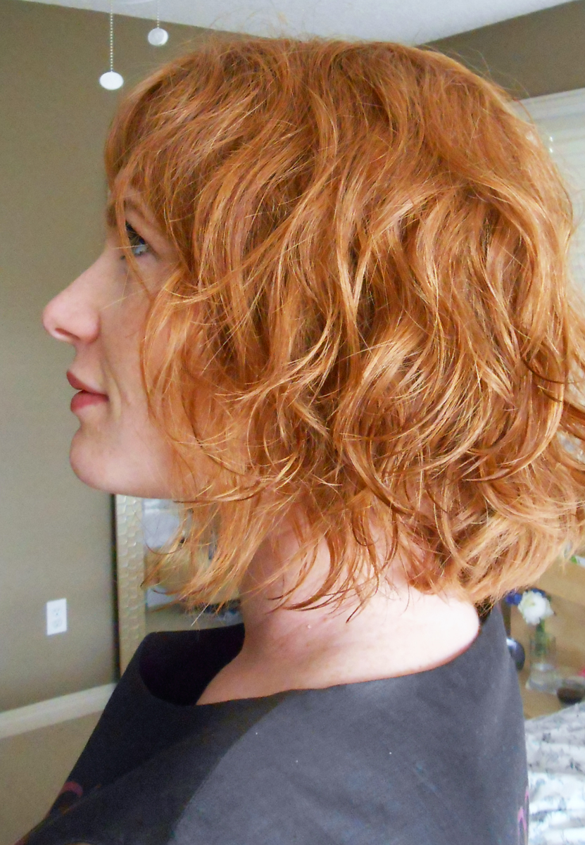 Displaying 16> Images For - Permanent Wave Loose Curls...