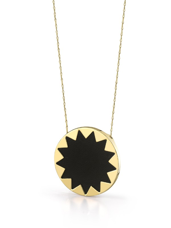 House of Harlow Starburst Pendant