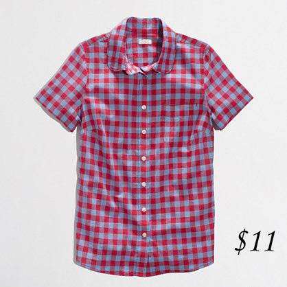 J. Crew Factory Shirt