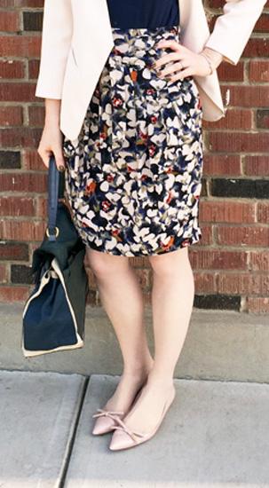 Boss skirt