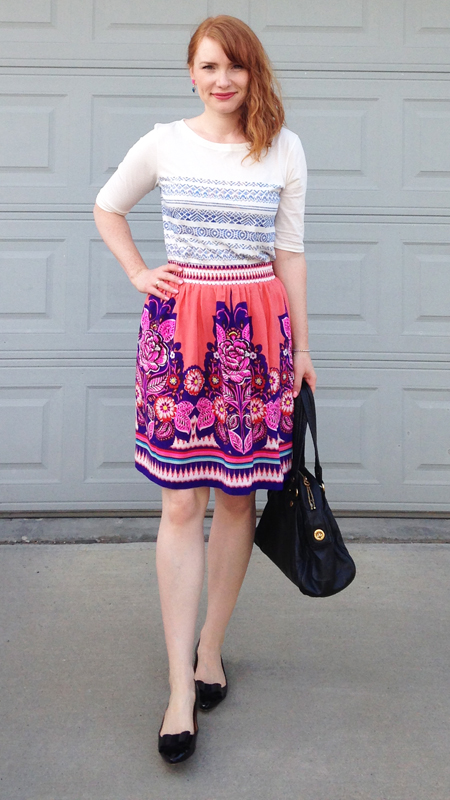 Edme & esyllte Phosphorescence skirt