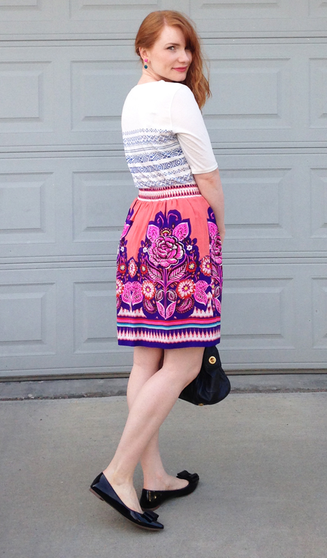 Edme & esyllte Phosphorescence skirt
