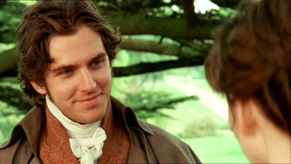 Austen-era Cousin Matthew