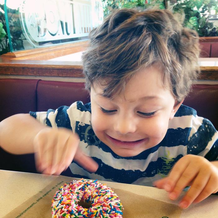 mmmmm, donut
