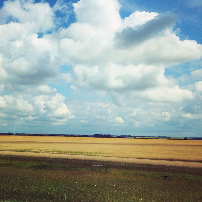Alberta prairies; alberta road trip; prairie fields