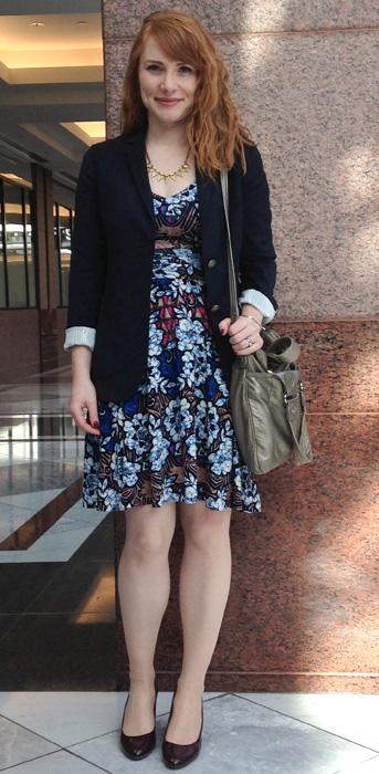 Anthropologie Meadow Rue Batik dress