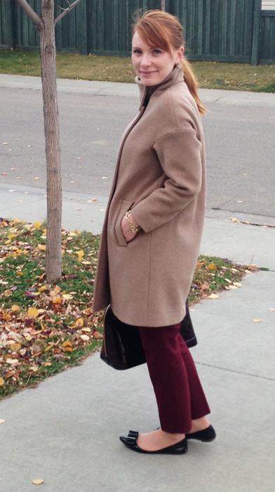 MaxMara Ragni camel coat