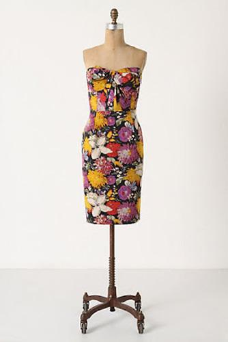 Moulinette Soeurs Tropica Jacquard Dress