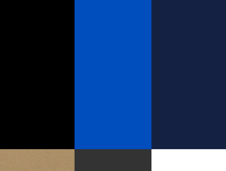 wardrobe colour palette
