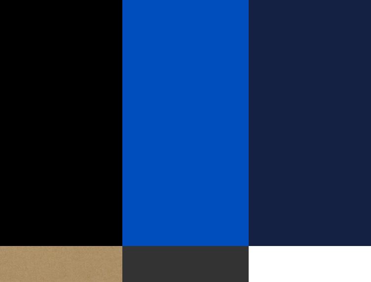 wardrobe colour palette