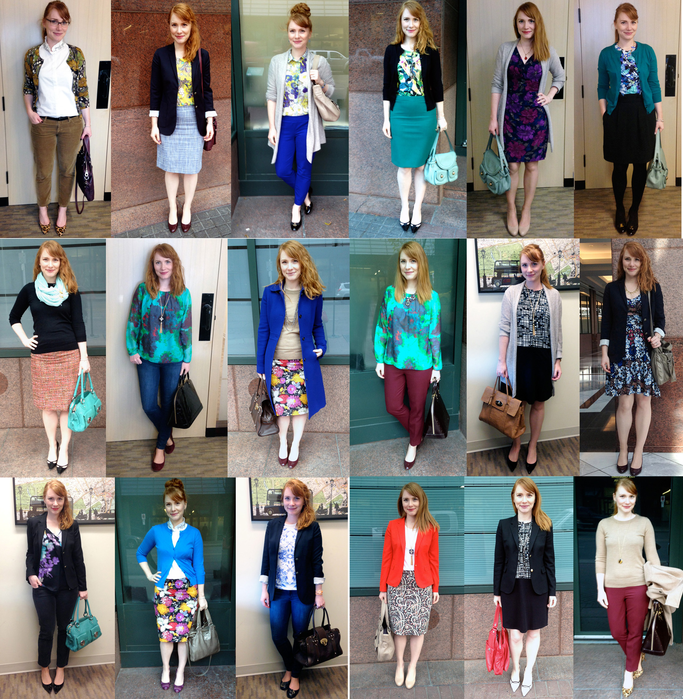 office skirt capsule jersey everygirls workwear everygirl ready wardrobe the s