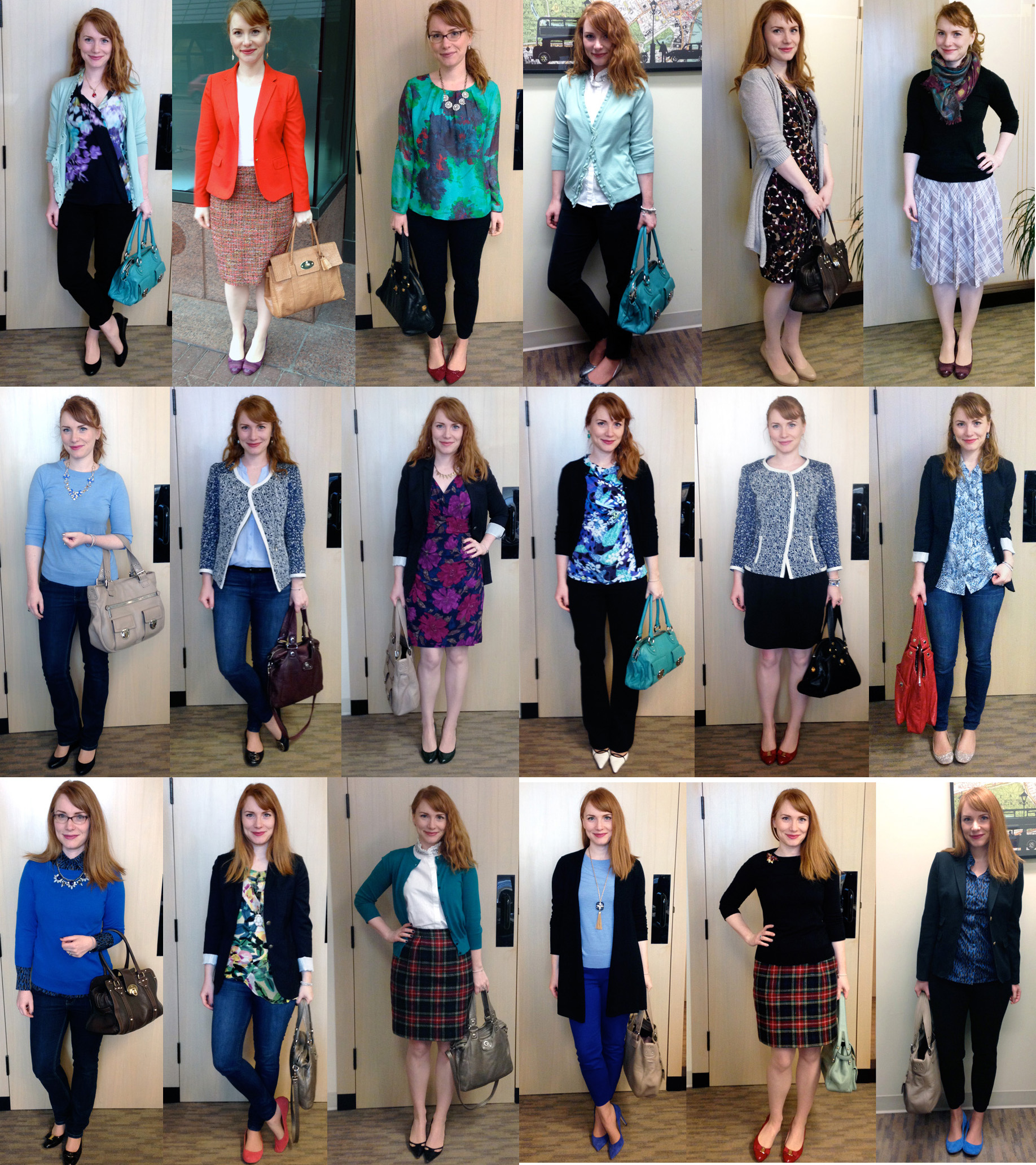 outfits wardrobe s make daunting such pain capsule honestly look yet work fun office be getting everygirl professional yourself together can for dressed to put the ready a it is as everygirls