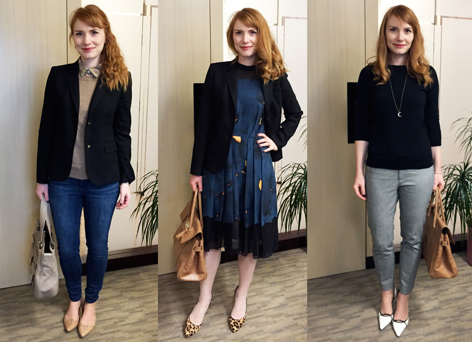 work wardrobe capsule; office capsule; capsule dressing