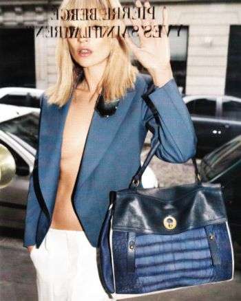 The Dream Bag, Revisited | Blue Collar Red Lipstick