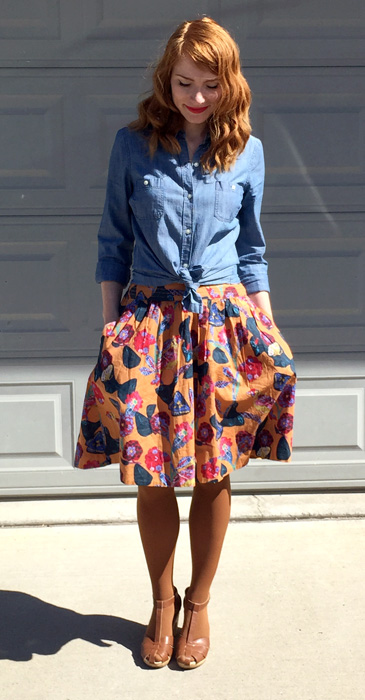 Anthropologie Hamatreya skirt