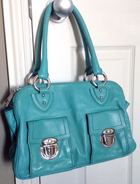 Found this mint condition Marc Jacobs Blake bag for a steal - CDN$113 including shipping