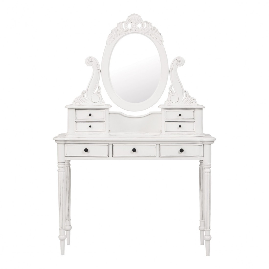 fancy French dressing table