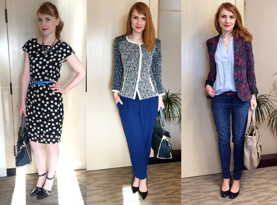 office capsule; work wardrobe capsule