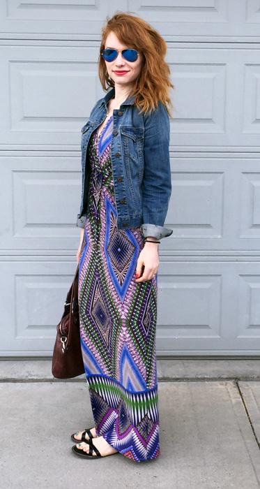 maxi dress, maxi pattern