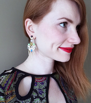 earrings, J. Crew Factory