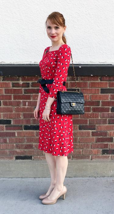 bag, Chanel (vintage, via consignment)