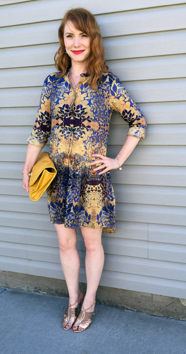 the $100-feels-like-a-million-bucks outfit