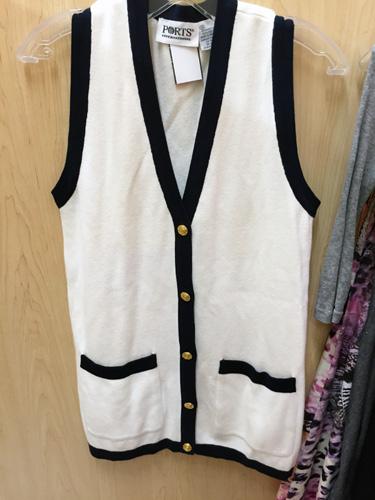 Ports International cardigan ($5?)
