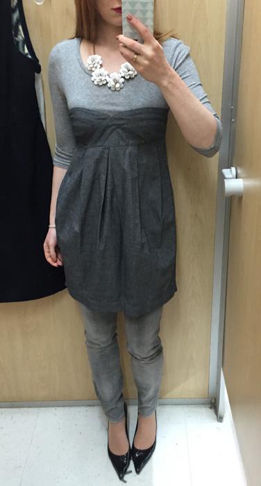 H&M tunic/dress ($10)