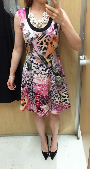 made in Canada dress ($12?)