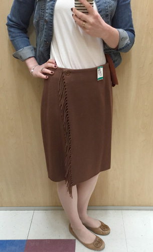 Ports skirt ($5.99?)