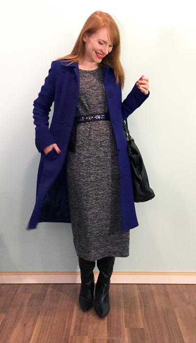 coat, J. Crew (via Kijiji)