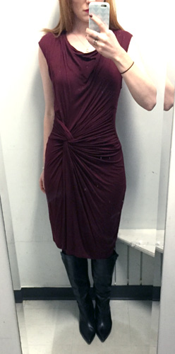 Kenneth Cole dress ($7)