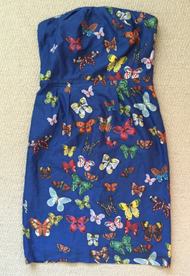 Nathalie Lete / Anthropologie dress ($3.50)