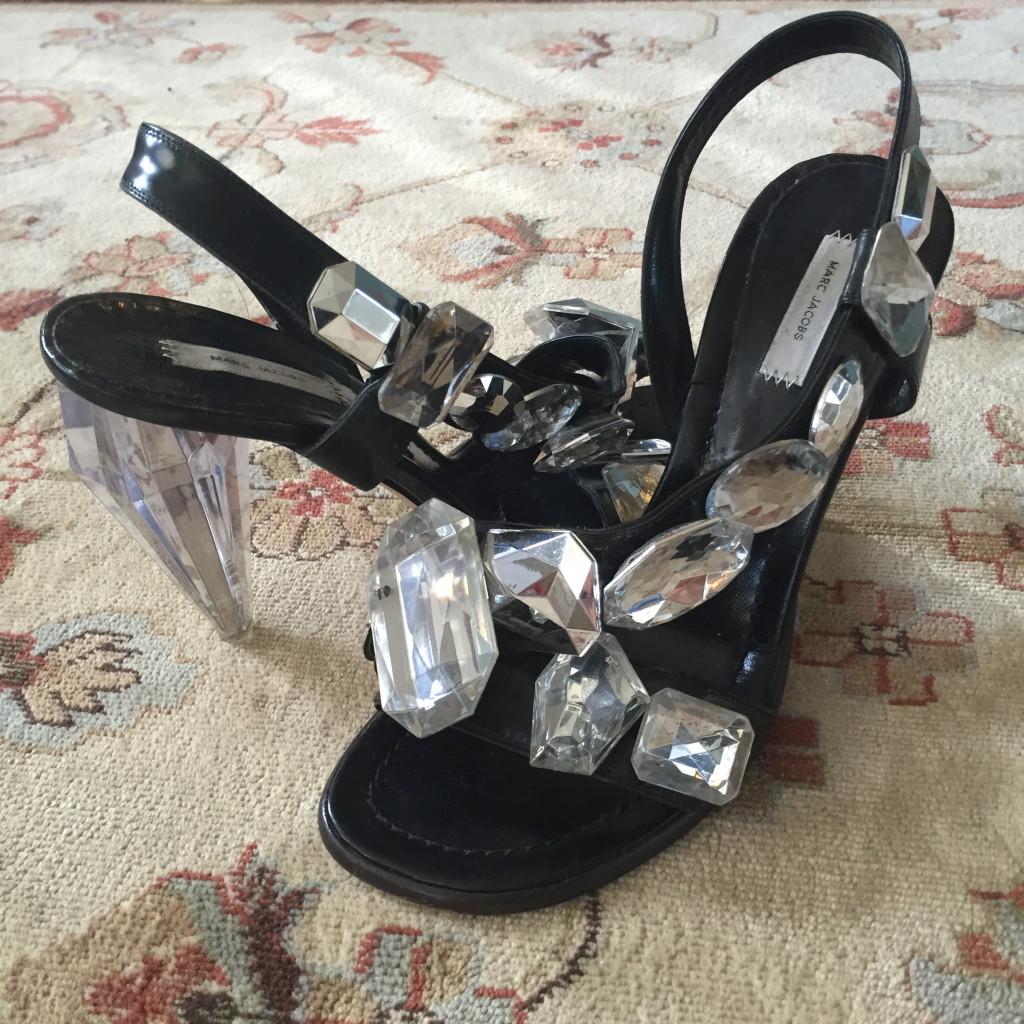 Marc Jacobs sandals ($20)
