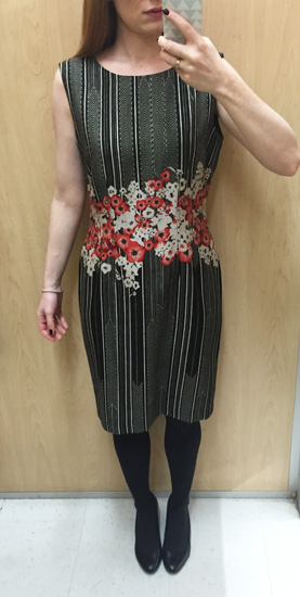 Liz Claiborne dress ($21.99)