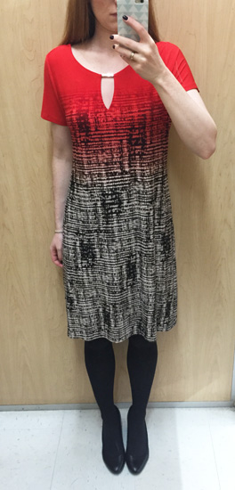 Calvin Klein dress ($15.99)