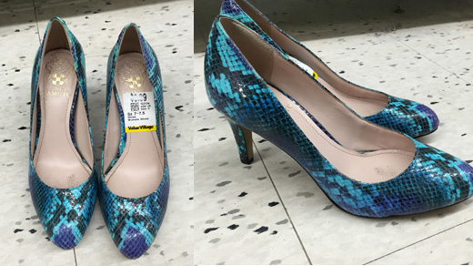 Vince Camuto shoes ($**)