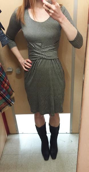 MaxMara dress ($11)