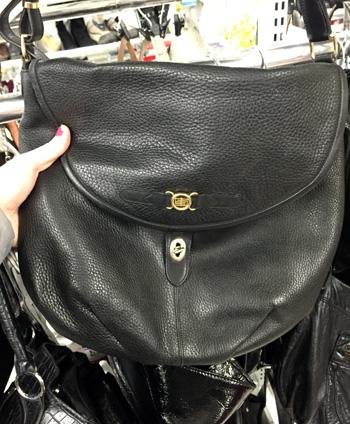 vintage Pucci bag ($15)