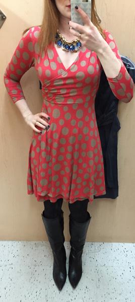Boden dress ($11)