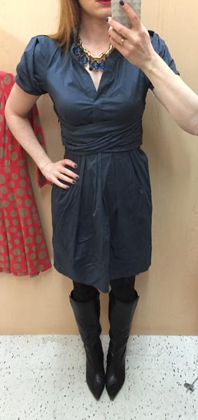 BCBG dress ($12)