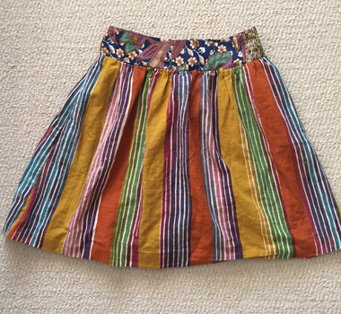 Anthropologie skirt ($5)