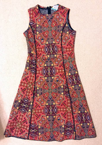 Zara dress, $12