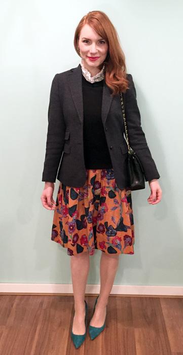 still the prettiest skirt ...