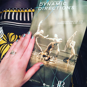 Dynamic Directions @ Alberta Ballet