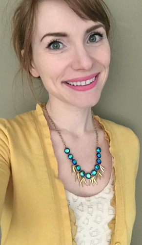 necklace, J. Crew Factory