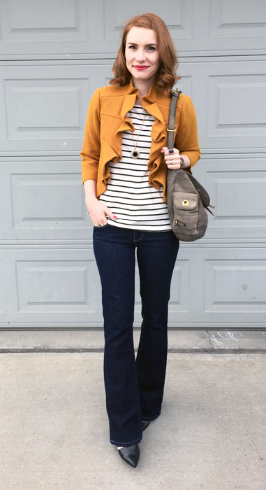 stripes for the win!