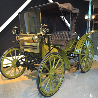 Carriage from RDJ Sherlock movies