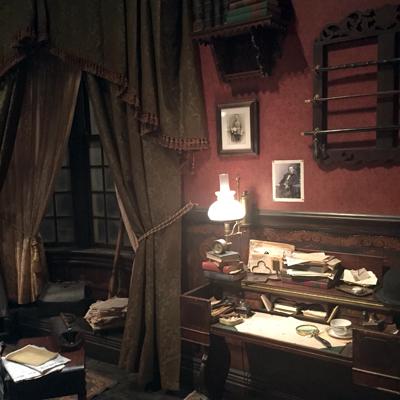 Baker Street interior