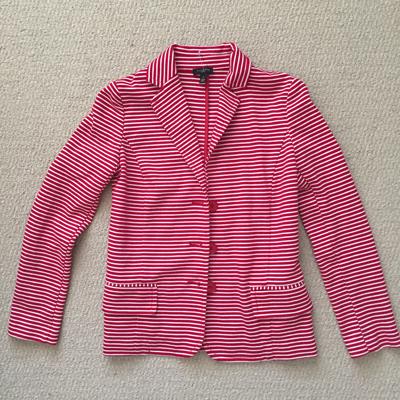 Talbots blazer ($8)